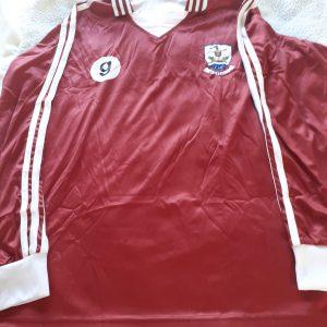 Butler Hurleys Galway Retro Jersey 1980s Style